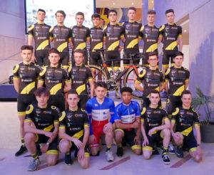 Les Juniors 2017-2018